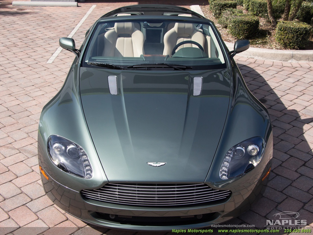 2009 Aston Martin Vantage Roadster - Photo 26 - Naples, FL 34104