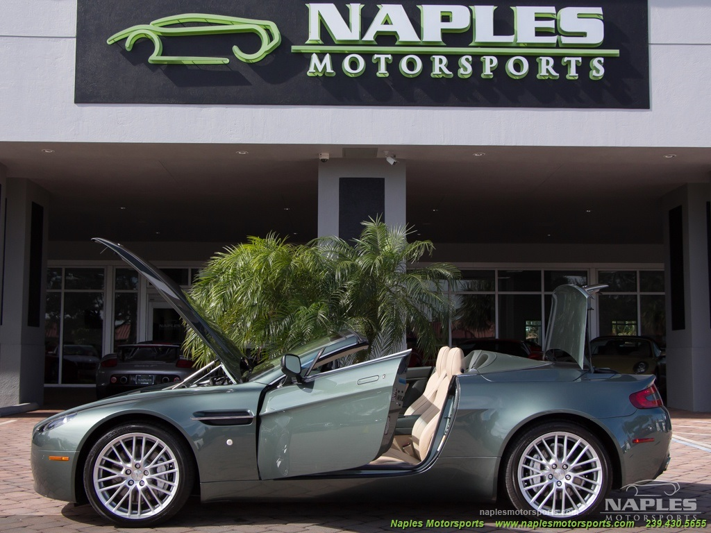 2009 Aston Martin Vantage Roadster - Photo 20 - Naples, FL 34104