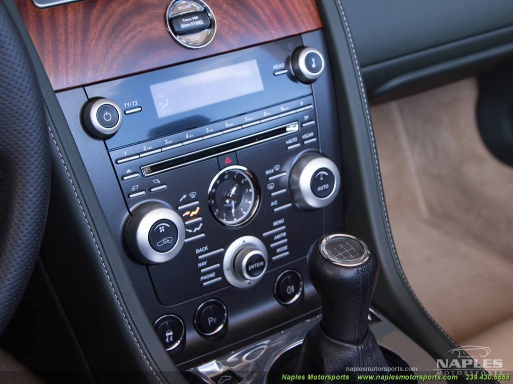 2009 Aston Martin Vantage Roadster - Photo 31 - Naples, FL 34104