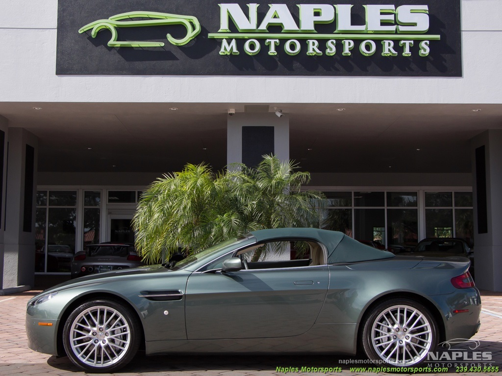 2009 Aston Martin Vantage Roadster - Photo 15 - Naples, FL 34104