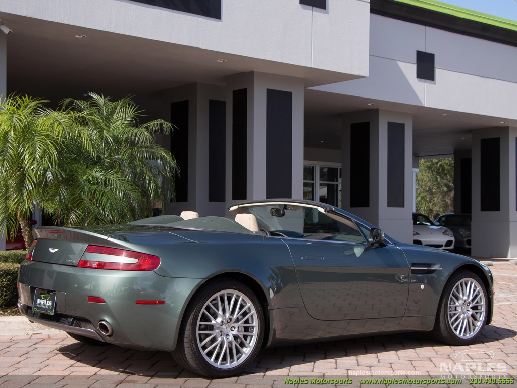 2009 Aston Martin Vantage Roadster - Photo 36 - Naples, FL 34104
