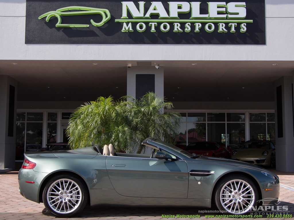 2009 Aston Martin Vantage Roadster - Photo 40 - Naples, FL 34104