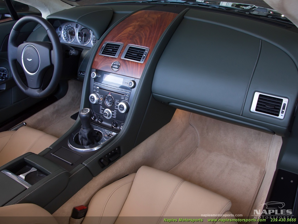 2009 Aston Martin Vantage Roadster - Photo 28 - Naples, FL 34104
