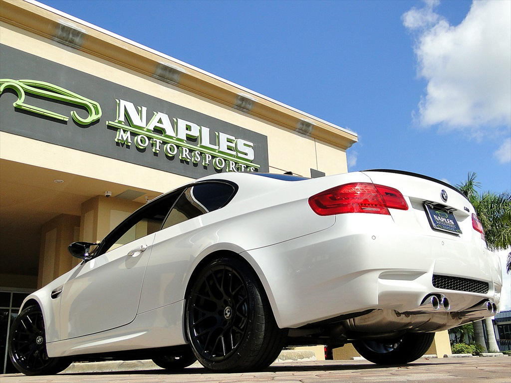 2013 BMW M3 Competition Package - Photo 49 - Naples, FL 34104