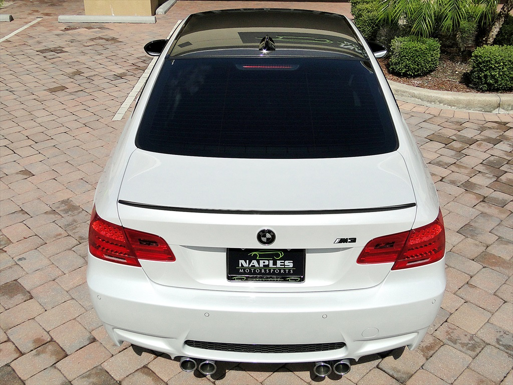 2013 BMW M3 Competition Package - Photo 40 - Naples, FL 34104