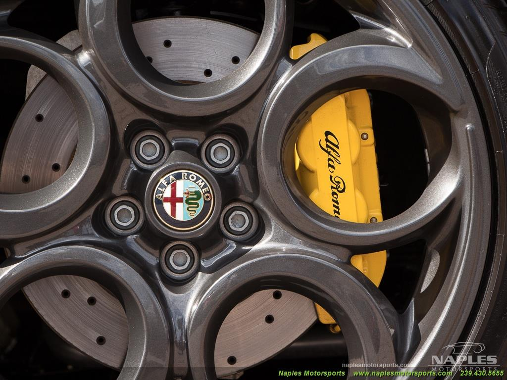 2015 Alfa Romeo Spider 4c - Photo 23 - Naples, FL 34104