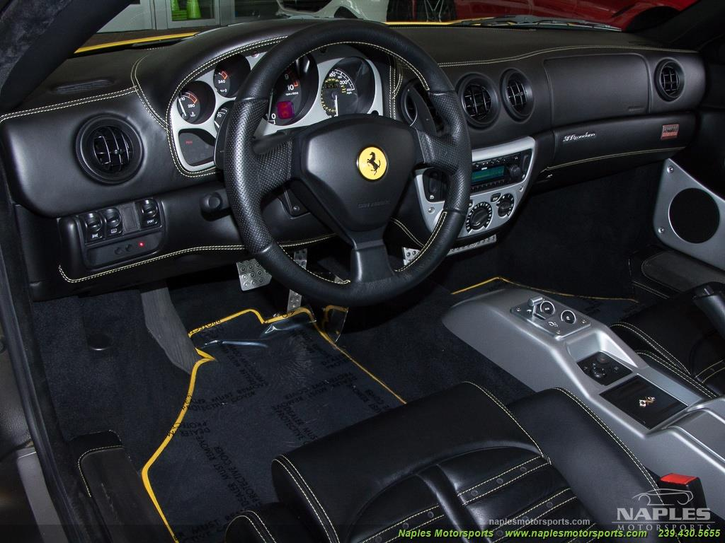 2003 Ferrari 360 Modena - Photo 11 - Naples, FL 34104