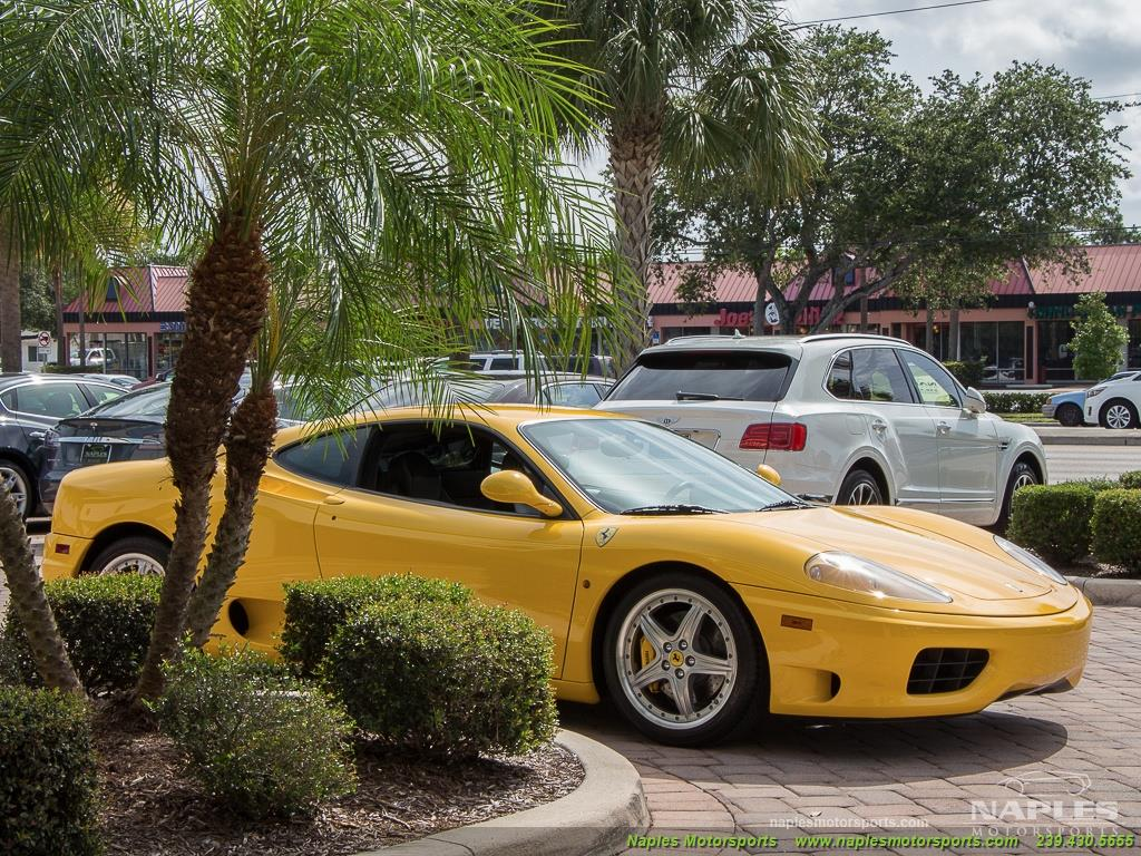 2003 Ferrari 360 Modena - Photo 55 - Naples, FL 34104