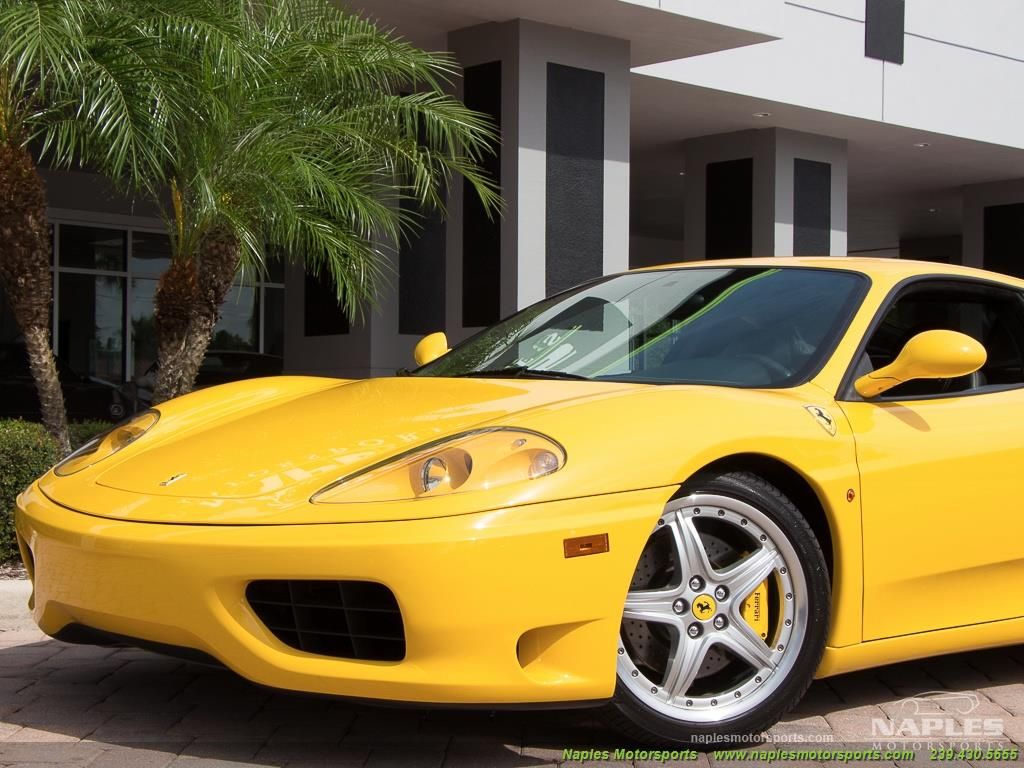 2003 Ferrari 360 Modena - Photo 10 - Naples, FL 34104