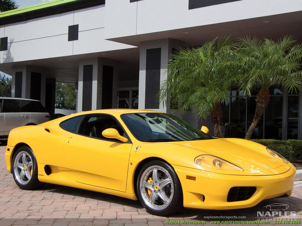 2003 Ferrari 360 Modena - Photo 19 - Naples, FL 34104