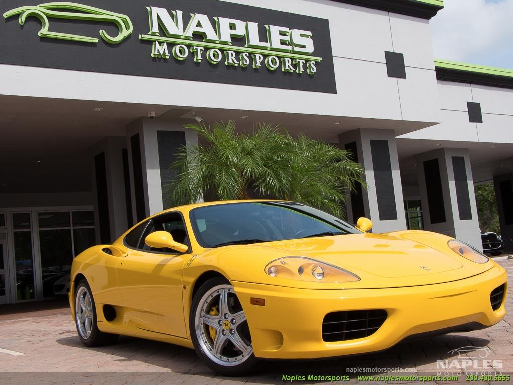 2003 Ferrari 360 Modena - Photo 35 - Naples, FL 34104