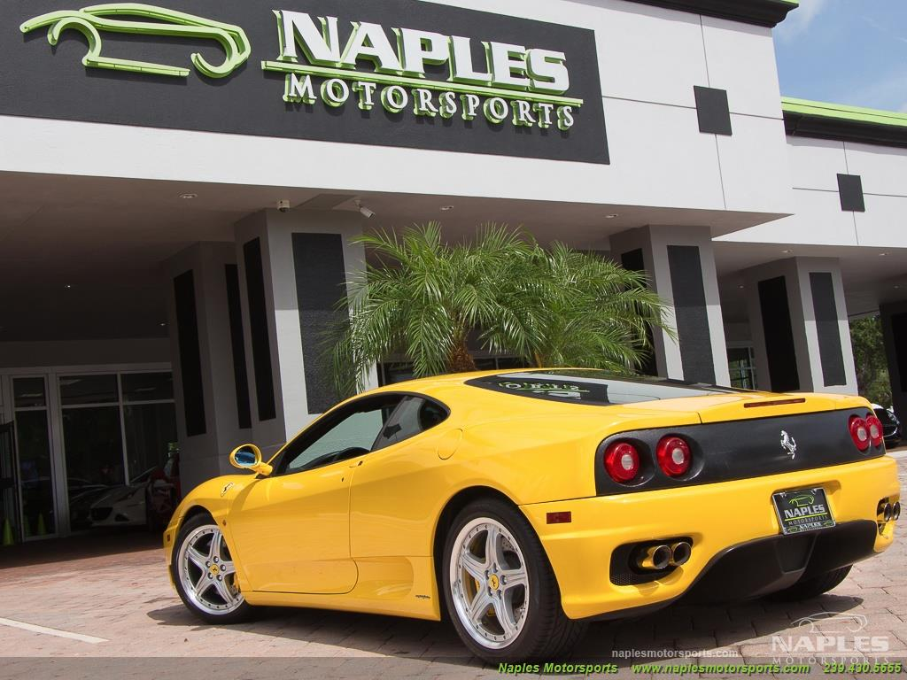 2003 Ferrari 360 Modena - Photo 44 - Naples, FL 34104