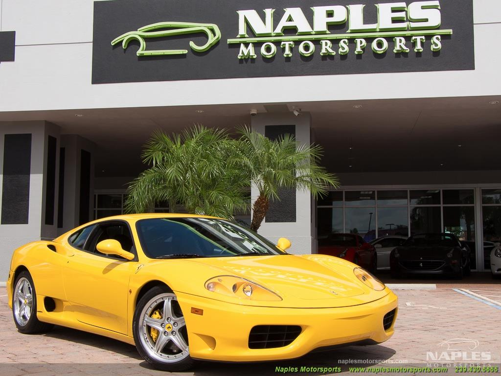 2003 Ferrari 360 Modena - Photo 52 - Naples, FL 34104