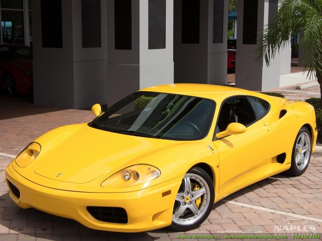 2003 Ferrari 360 Modena - Photo 46 - Naples, FL 34104