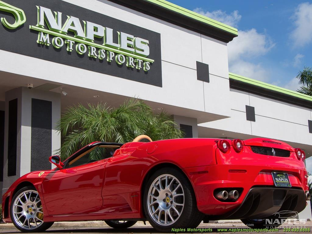 2007 Ferrari F430 Spider 6 Speed - Photo 47 - Naples, FL 34104