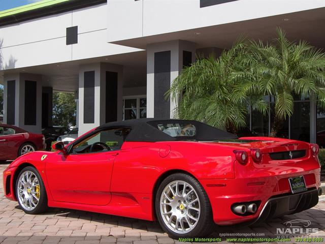 2007 Ferrari F430 Spider 6 Speed - Photo 3 - Naples, FL 34104