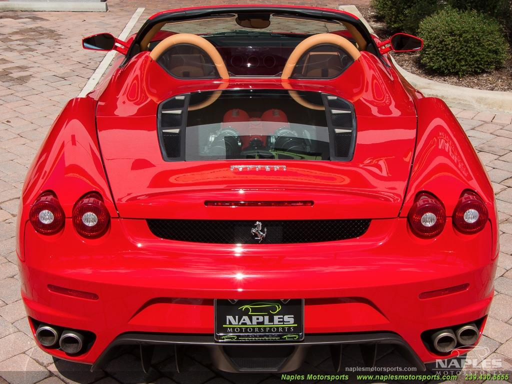 2007 Ferrari F430 Spider 6 Speed - Photo 27 - Naples, FL 34104