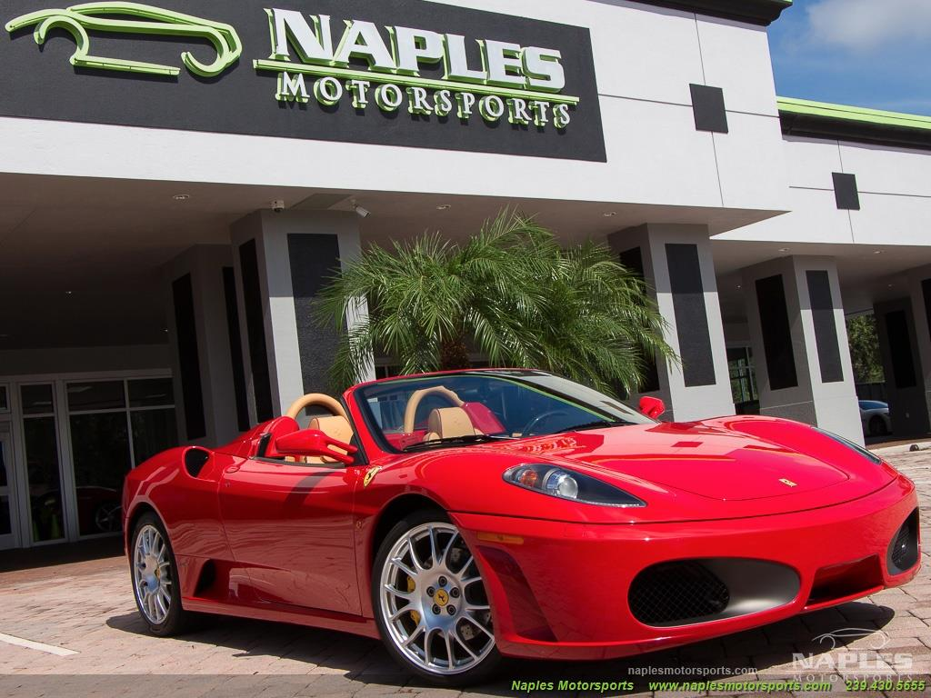 2007 Ferrari F430 Spider 6 Speed - Photo 16 - Naples, FL 34104