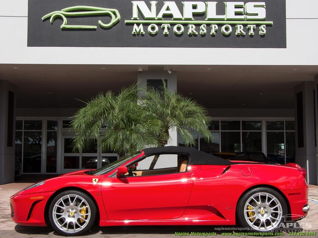 2007 Ferrari F430 Spider 6 Speed - Photo 18 - Naples, FL 34104