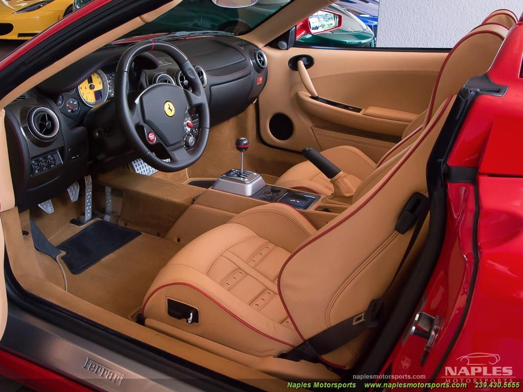 2007 Ferrari F430 Spider 6 Speed - Photo 56 - Naples, FL 34104