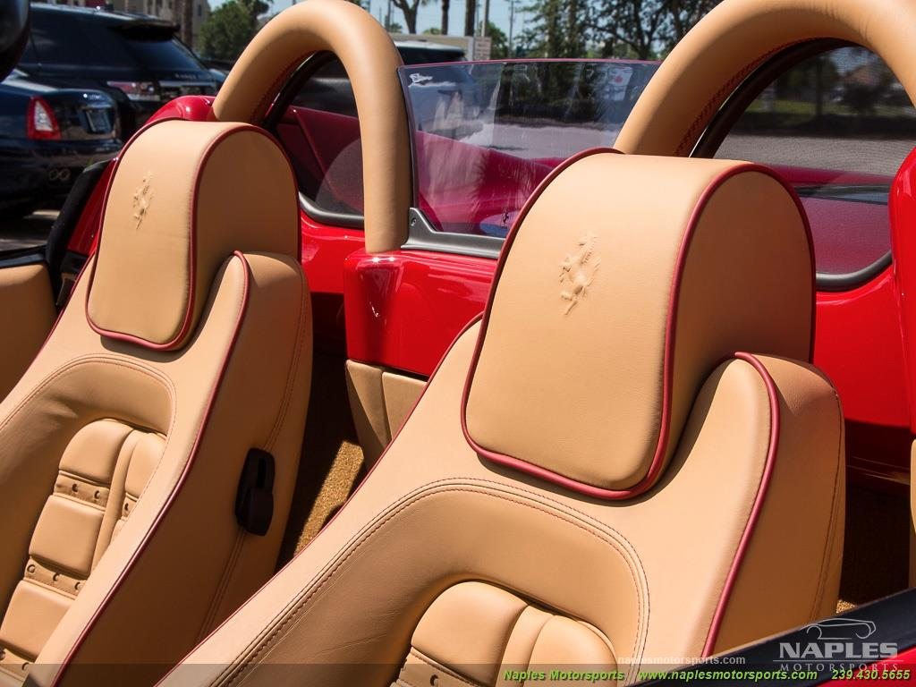 2007 Ferrari F430 Spider 6 Speed - Photo 28 - Naples, FL 34104