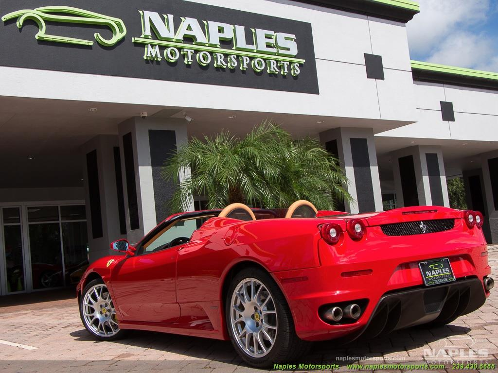 2007 Ferrari F430 Spider 6 Speed - Photo 17 - Naples, FL 34104