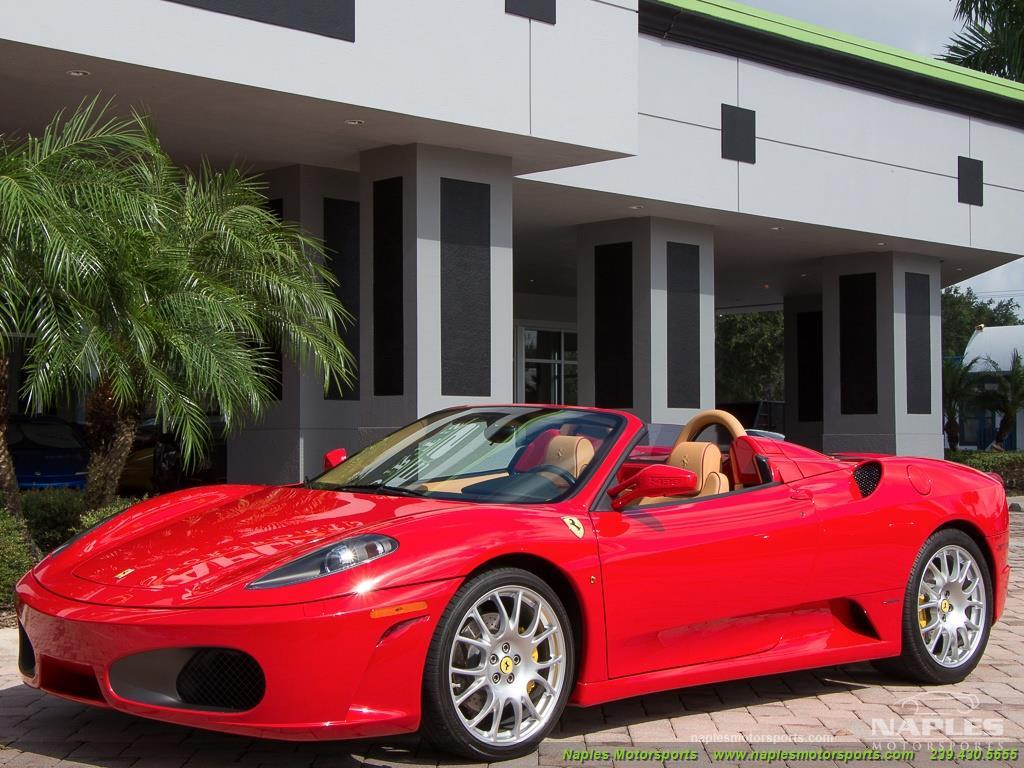2007 Ferrari F430 Spider 6 Speed - Photo 22 - Naples, FL 34104