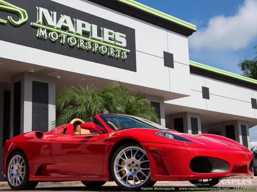 2007 Ferrari F430 Spider 6 Speed - Photo 45 - Naples, FL 34104