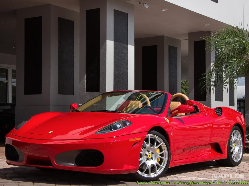 2007 Ferrari F430 Spider 6 Speed - Photo 29 - Naples, FL 34104