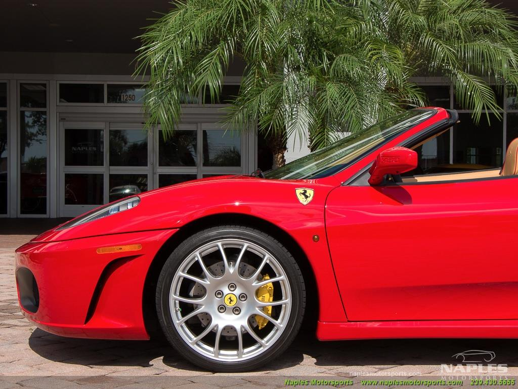 2007 Ferrari F430 Spider 6 Speed - Photo 32 - Naples, FL 34104