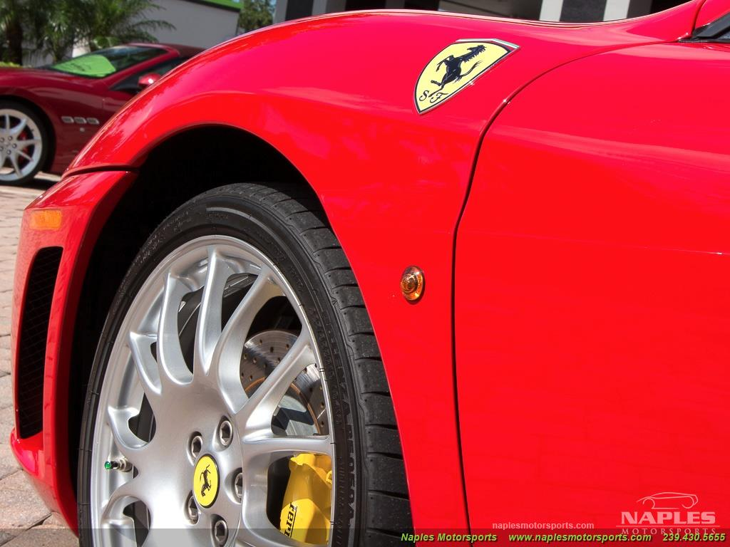 2007 Ferrari F430 Spider 6 Speed - Photo 23 - Naples, FL 34104
