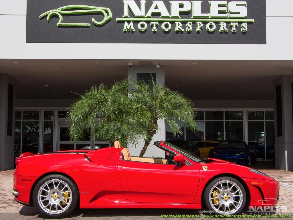 2007 Ferrari F430 Spider 6 Speed - Photo 38 - Naples, FL 34104