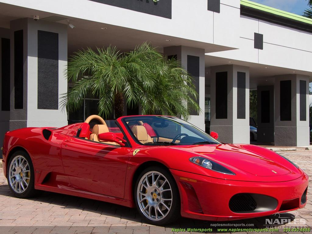2007 Ferrari F430 Spider 6 Speed - Photo 49 - Naples, FL 34104