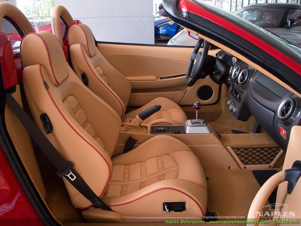 2007 Ferrari F430 Spider 6 Speed - Photo 21 - Naples, FL 34104