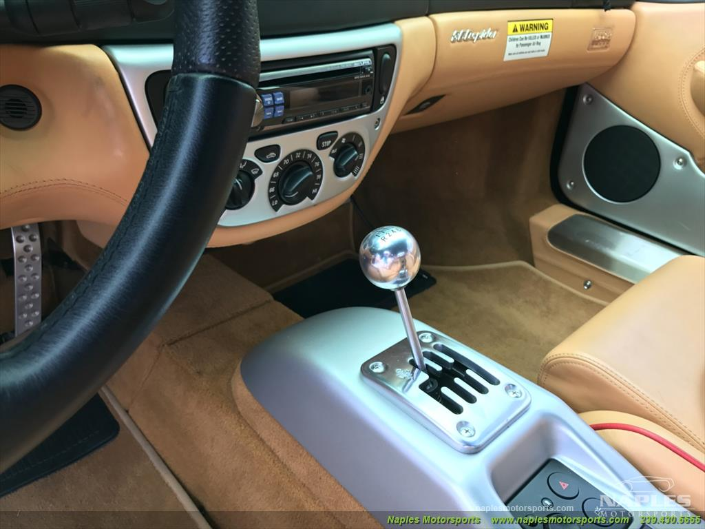 2004 Ferrari 360 Spider - Photo 16 - Naples, FL 34104