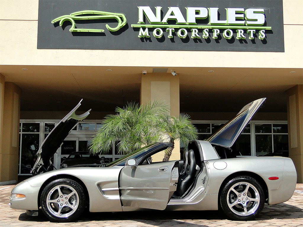 2000 Chevrolet Corvette - Photo 29 - Naples, FL 34104