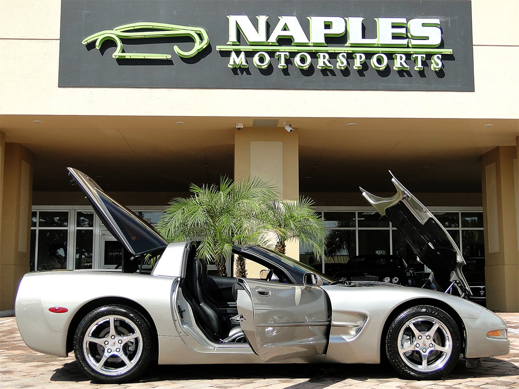2000 Chevrolet Corvette - Photo 33 - Naples, FL 34104