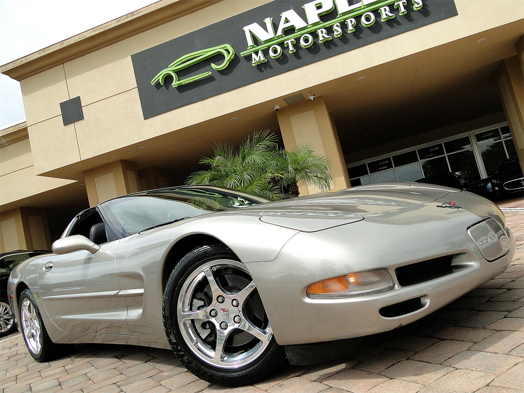 2000 Chevrolet Corvette - Photo 48 - Naples, FL 34104
