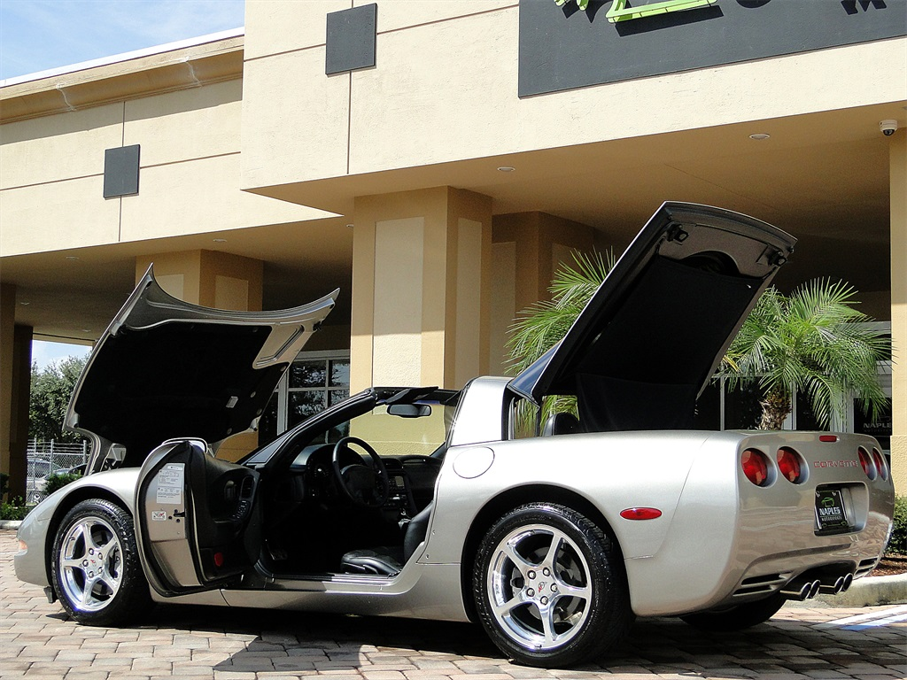 2000 Chevrolet Corvette - Photo 27 - Naples, FL 34104