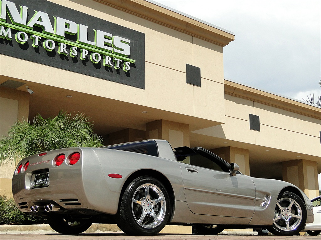 2000 Chevrolet Corvette - Photo 38 - Naples, FL 34104