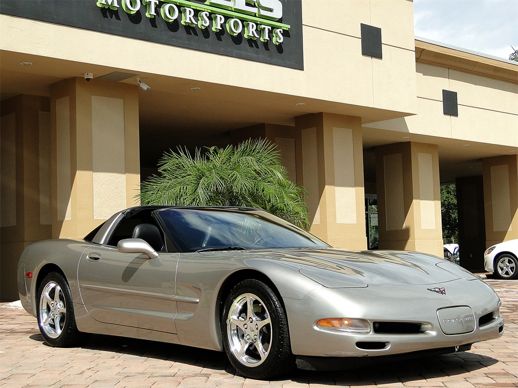 2000 Chevrolet Corvette - Photo 24 - Naples, FL 34104