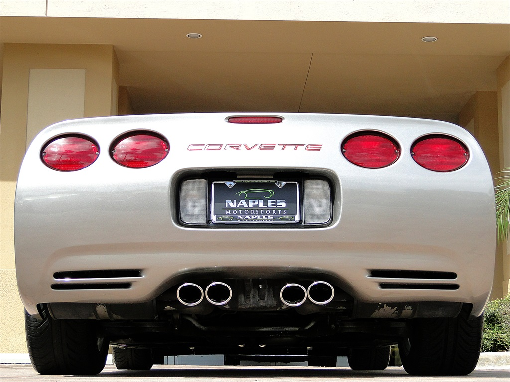2000 Chevrolet Corvette - Photo 51 - Naples, FL 34104