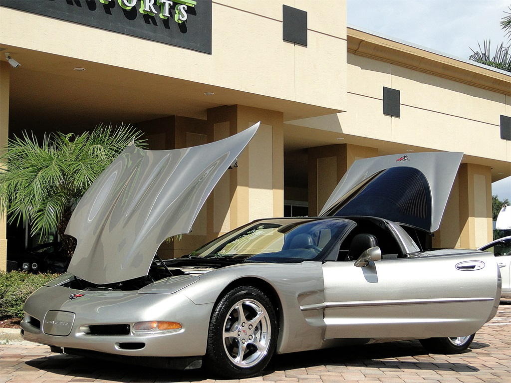 2000 Chevrolet Corvette - Photo 23 - Naples, FL 34104
