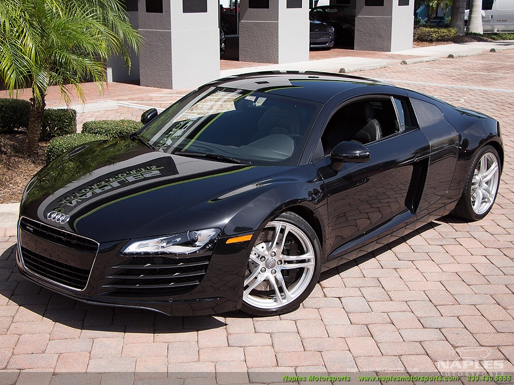 2008 Audi R8 quattro - Photo 15 - Naples, FL 34104
