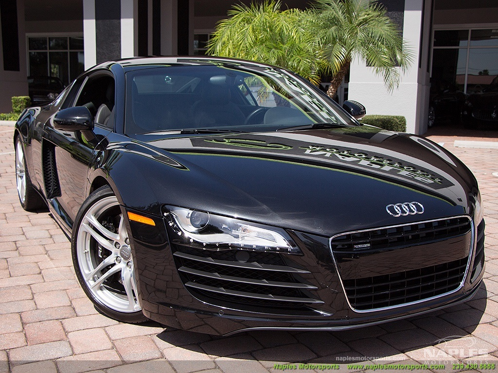 2008 Audi R8 quattro - Photo 54 - Naples, FL 34104