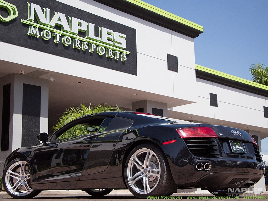 2008 Audi R8 quattro - Photo 45 - Naples, FL 34104