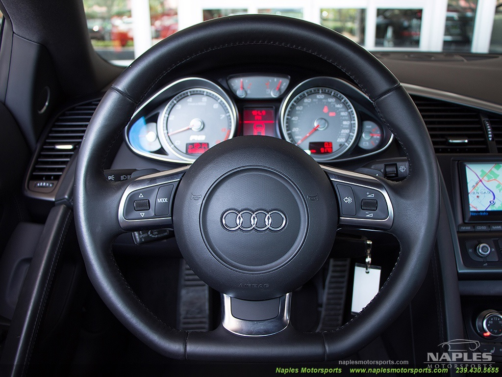2008 Audi R8 quattro - Photo 27 - Naples, FL 34104