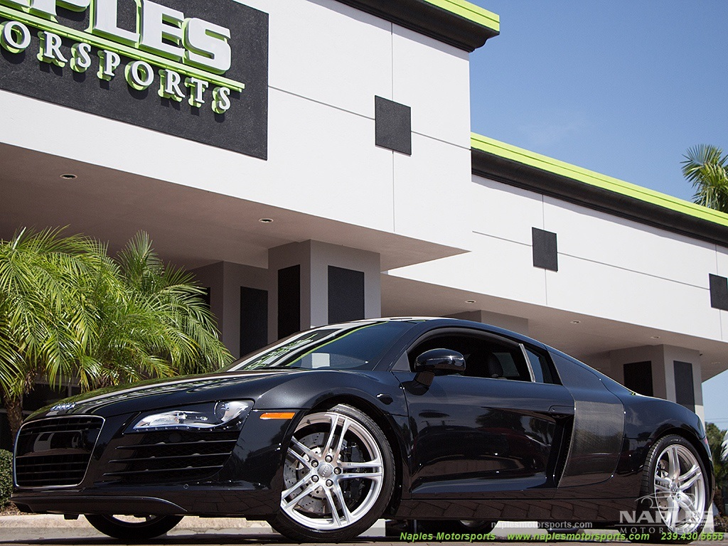 2008 Audi R8 quattro - Photo 13 - Naples, FL 34104
