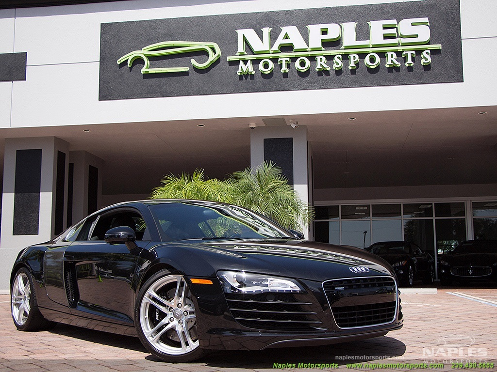 2008 Audi R8 quattro - Photo 53 - Naples, FL 34104
