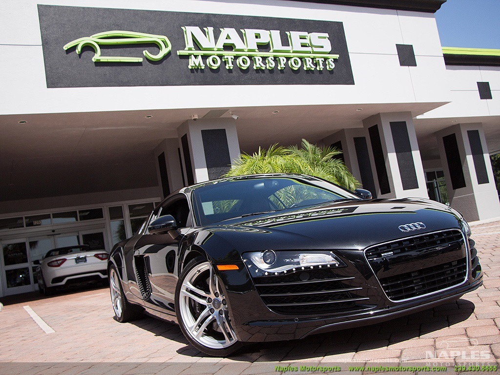 2008 Audi R8 quattro - Photo 7 - Naples, FL 34104